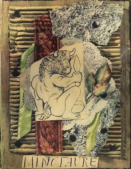 115- Minautore n°1. Revue littéraire et artistique. Couverture illustrée par Picasso. Adjugé 160€